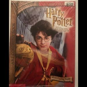 Harry Potter coloring books. New! 2 books